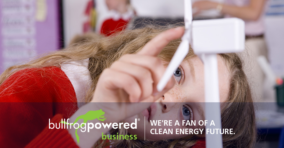 Ecotrend Ecologics And Bullfrog Power®